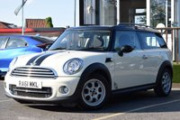 USED 2011 61 MINI CLUBMAN 1.6 COOPER D 5d 112 BHP FULL SERVICE HISTORY, 7 STAMPS. MUST BE SEEN!