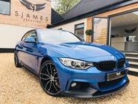 USED 2015 15 BMW 4 SERIES 3.0 435D XDRIVE M SPORT 2d AUTO 309 BHP