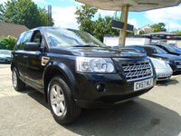 USED 2007 57 LAND ROVER FREELANDER 2.2 TD4 GS 5d AUTO 159 BHP