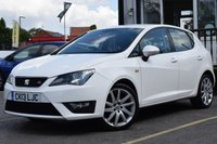 USED 2013 13 SEAT IBIZA 1.2 TSI FR 5d 104 BHP EXCELLENT VALUE FOR MONEY VEHICLE!