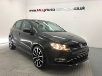 2017 VOLKSWAGEN POLO 1.4 MATCH EDITION TDI 5d 74 BHP £10995.00