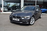 2012 BMW 3 SERIES 318d Luxury 4dr £7690.00