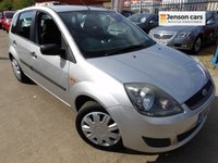 2007 FORD FIESTA 1.2 STYLE CLIMATE 16V 5d 78 BHP £2990.00