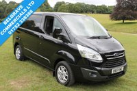 2015 FORD TRANSIT CUSTOM 270 LIMITED LR P/V