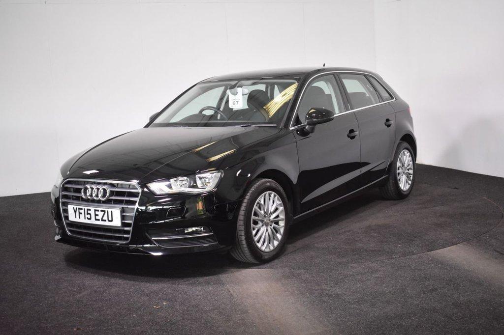 2015 Audi A3 TDI SE Technik £9,650