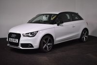 USED 2013 13 AUDI A1 1.4 TFSI AMPLIFIED EDITION 3d 121 BHP BI COLOUR ALLOYS + XENON HEADLIGHTS + BLACK ROOF TRIM