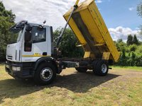 USED 2008 08 IVECO EUROCARGO 5.9 ML180E25S DAY 1d 248 BHP