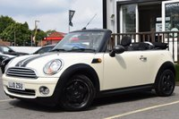 2010 MINI CONVERTIBLE 1.6 ONE 2d 98 BHP £4495.00