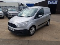 USED 2016 66 FORD TRANSIT COURIER 1.5 TREND TDCI 1d 74 BHP panel van