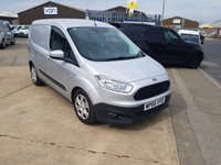 2016 FORD TRANSIT COURIER 1.5 TREND TDCI 74 BHP panel van  £6795.00