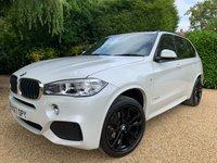 USED 2017 67 BMW X5 3.0 XDRIVE30D M SPORT 5d AUTO 255 BHP