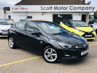 USED 2016 16 VAUXHALL ASTRA 1.4 SRI 5 door