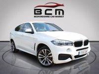 2015 BMW X6 3.0 XDRIVE30D M SPORT 4d AUTO 255 BHP £29885.00