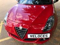 USED 2015 15 ALFA ROMEO GIULIETTA 1.7 TBI QUADRIFOGLIO VERDE TCT 5d AUTO 240 BHP ..VERY LOW MILEAGE..