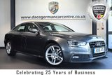 "USED 2016 16 AUDI A5 2.0 TDI QUATTRO S LINE 5DR AUTO 187 BHP full service history * NO ADMIN FEES * FINISHED IN STUNNING DAYTONA METALLIC GREY WITH FULL BLACK LEATHER INTERIOR + FULL SERVICE HISTORY + SATELLITE NAVIGATION + BLUETOOTH + DAB RADIO + HEATED SEATS + CRUISE CONTROL + HEATED MIRRORS + CLIMATE CONTROL + PARKING SENSORS + 18"" ALLOY WHEELS"