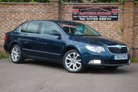 USED 2013 13 SKODA SUPERB 2.0 SE TDI CR 5d 140 BHP
