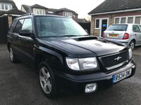 2008 SUBARU FORESTER 2.0 S/tb AWD - JAPANESE IMPORT 5d 250 BHP £SOLD