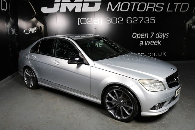 2007 MERCEDES-BENZ C CLASS C320 CDI SPORT NIGHT EDITION STYLE AUTO 222 BHP (FINANCE AND WARRANTY)