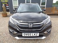 USED 2016 65 HONDA CR-V 1.6 i-DTEC EX Auto 4WD 5dr Nav, Pan Roof, Leather,