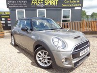 USED 2016 16 MINI HATCH COOPER 2.0 Cooper S Auto (s/s) 3dr Nav, Pan Roof, DAB, 1 Owner
