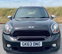 USED 2013 63 MINI COUNTRYMAN 1.6 Cooper S (Chili) ALL4 5dr SAT NAV! MEDIA! LOW MILES!