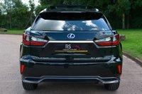 USED 2018 18 LEXUS RX 3.5 450h V6 F Sport CVT 4WD (s/s) 5dr NAV+HEAD UP DISPLAY +PAN ROOF