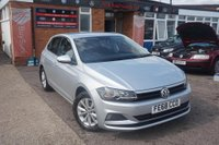 2018 VOLKSWAGEN POLO 1.0 SE (s/s) 5dr £10490.00