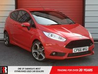 USED 2017 66 FORD FIESTA 1.6 ST-2 3d 180 BHP Lowered Suspension