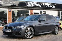 USED 2013 63 BMW 3 SERIES 320D M SPORT TOURING PANORAMIC ROOF