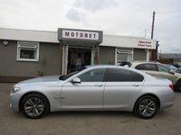 2011 BMW 7 SERIES 3.0 730D SE 4DR AUTOMATIC DIESEL 242 BHP £11880.00