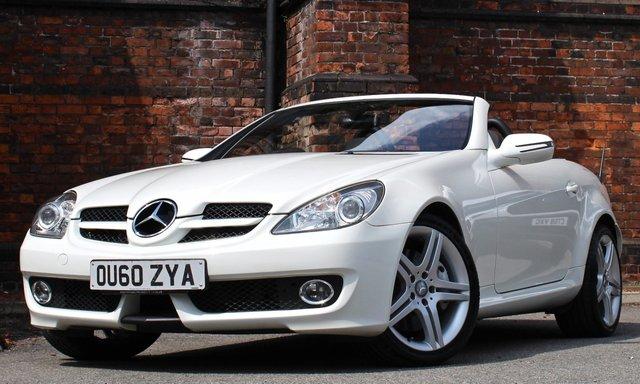 2010 60 MERCEDES-BENZ SLK 3.0 SLK300 2d AUTO 231 BHP [ AMG SPORT ]