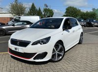 USED 2016 16 PEUGEOT 308 1.6 GTI THP S/S BY PS 5d 250 BHP SPORTS HATCH
