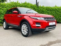 2014 LAND ROVER RANGE ROVER EVOQUE 2.2 SD4 PURE TECH 5d AUTO 190 BHP £17990.00