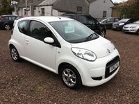 USED 2011 60 CITROEN C1 1.0 VTR PLUS 3d 68 BHP Low mileage low road tax low insurance