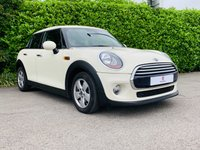 2015 MINI HATCH COOPER 1.5 COOPER 5d 134 BHP £7990.00