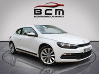2014 VOLKSWAGEN SCIROCCO 2.0 TDI BLUEMOTION TECHNOLOGY 2d 140 BHP £7985.00