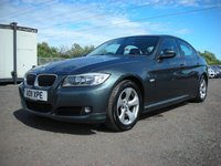 USED 2011 11 BMW 3 SERIES 2.0 320D EFFICIENTDYNAMICS 4d 161 BHP FSH - 1 Previous owner - Cheap road tax