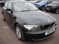 2010 BMW 1 SERIES 2.0 118D ES 5d AUTO 141 BHP £SOLD