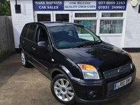 2010 FORD FUSION 1.6 TITANIUM 5d AUTO 100 BHP £4995.00