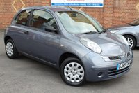 USED 2009 59 NISSAN MICRA 1.2 VISIA 3d 80 BHP * LOW MILEAGE * 2 SERVICES