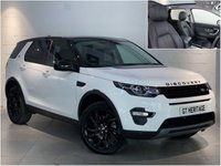 USED 2018 18 LAND ROVER DISCOVERY SPORT TD4 HSE Auto 4WD (s/s) 5dr 7 Seat