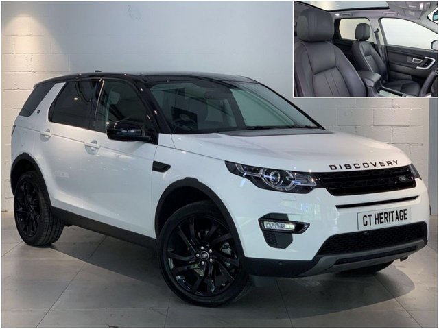 2018 18 LAND ROVER DISCOVERY SPORT TD4 HSE Auto 4WD (s/s) 5dr 7 Seat