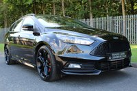 USED 2016 16 FORD FOCUS 2.0 ST-3 TDCI 5d 183 BHP A BIG SPEC CAR WITH BLACK STYLE PACK, CAMERA AND MUCH MORE!!!