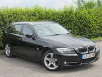 USED 2012 12 BMW 3 SERIES 2.0 320D EXCLUSIVE EDITION TOURING 5d  12 MONTHS FREE AA MEMBERSHIP * ONLY 1 OWNER FROM NEW *
