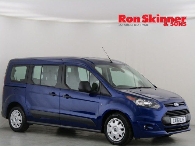 View our 2016 16 FORD GRAND TOURNEO CONNECT 1.5 ZETEC TDCI 5d 118 BHP