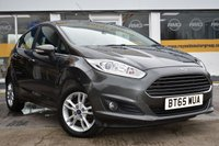 USED 2016 65 FORD FIESTA 1.5 ZETEC TDCI 5d 74 BHP NO DEPOSIT FINANCE AVAILABLE