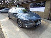 2013 VOLVO V40 1.6 D2 R-DESIGN 5d 113 BHP £5995.00