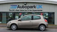 USED 2010 10 RENAULT CLIO 1.1 DYNAMIQUE TOMTOM TCE 3d 100 BHP 0% FINANCE AVAILABLE ON THIS CAR - ENDS 31ST AUGUST! APPLY NOW!!