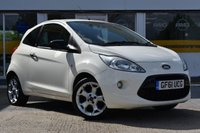 USED 2011 61 FORD KA 1.2 METAL 3d 69 BHP NO DEPOSIT FINANCE AVAILABLE
