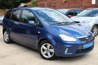 USED 2010 10 FORD C-MAX 1.6 ZETEC 5d 100 BHP **** AIR CON * EXCELLENT SERVICE HISTORY ****